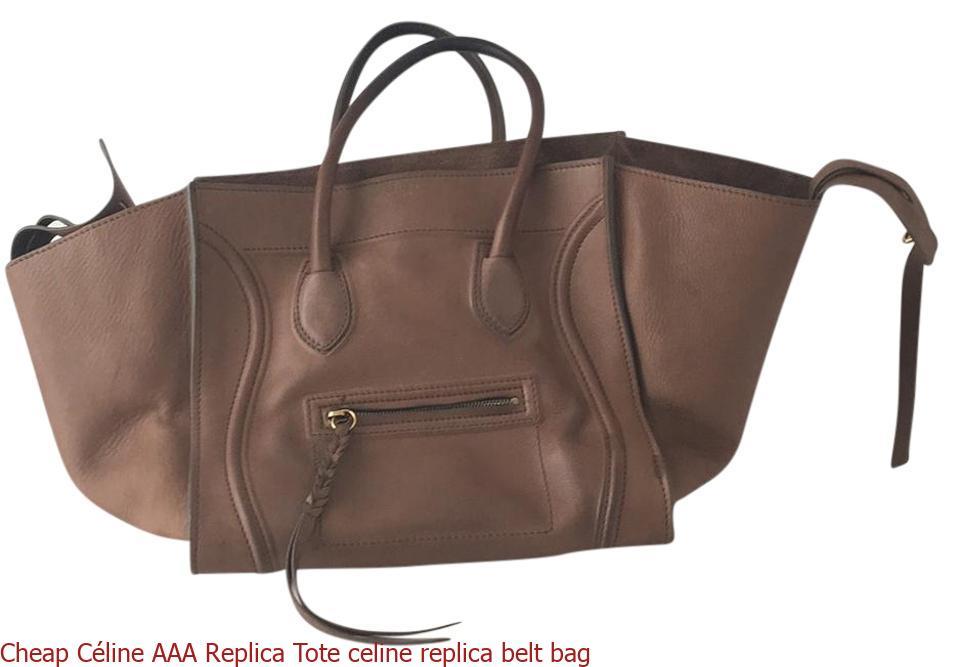 Cheap Céline AAA Replica Tote celine replica belt bag – Designer Replica  Handbags
