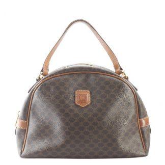 You re viewing  High Quality Céline 7 Star Replica Macadam (160651) Brown  Coated Canvas Satchel celine big bag £94.71 6e14f49845277